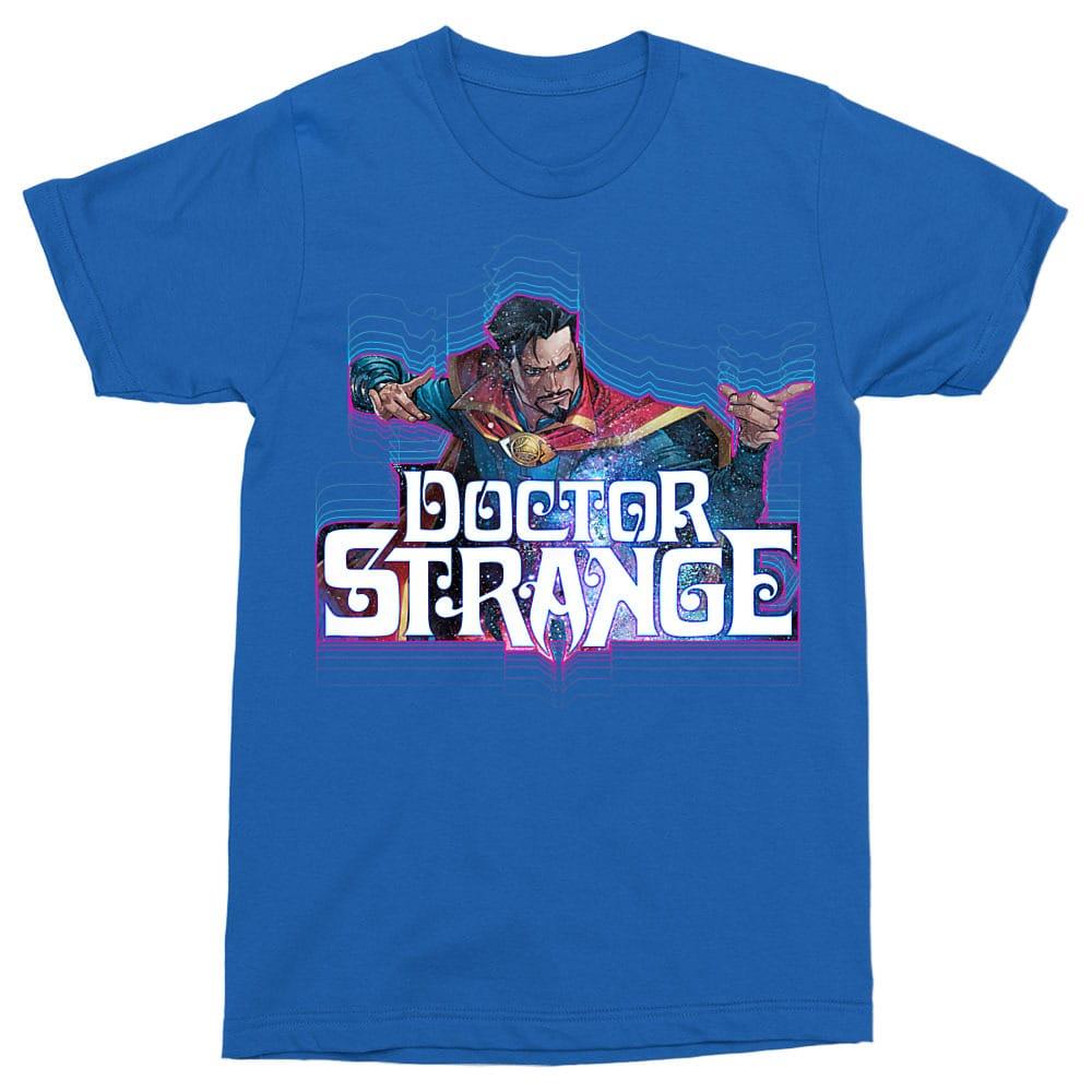 Doctor Strange galaxy Póló - Ha Dr Strange rajongó ezeket a pólókat tuti imádni fogod!