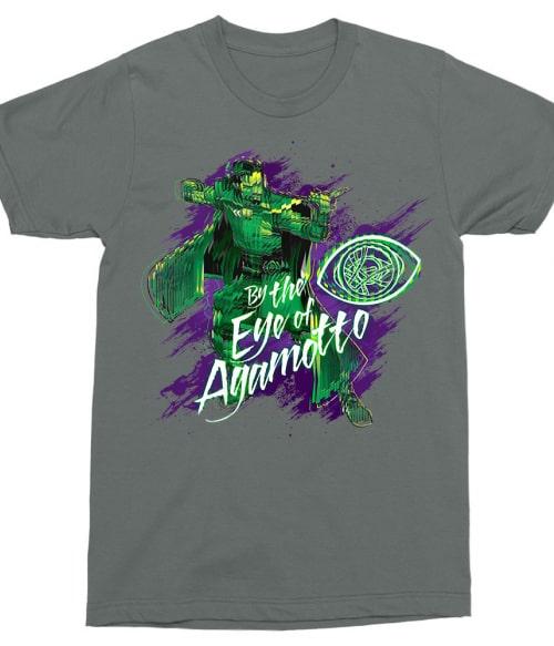 Eye of Agamotto Póló - Ha Dr Strange rajongó ezeket a pólókat tuti imádni fogod!