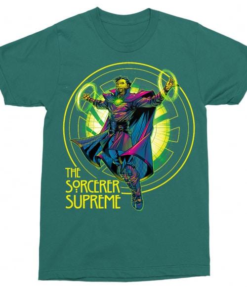 The Sorcerer Supreme Póló - Ha Dr Strange rajongó ezeket a pólókat tuti imádni fogod!