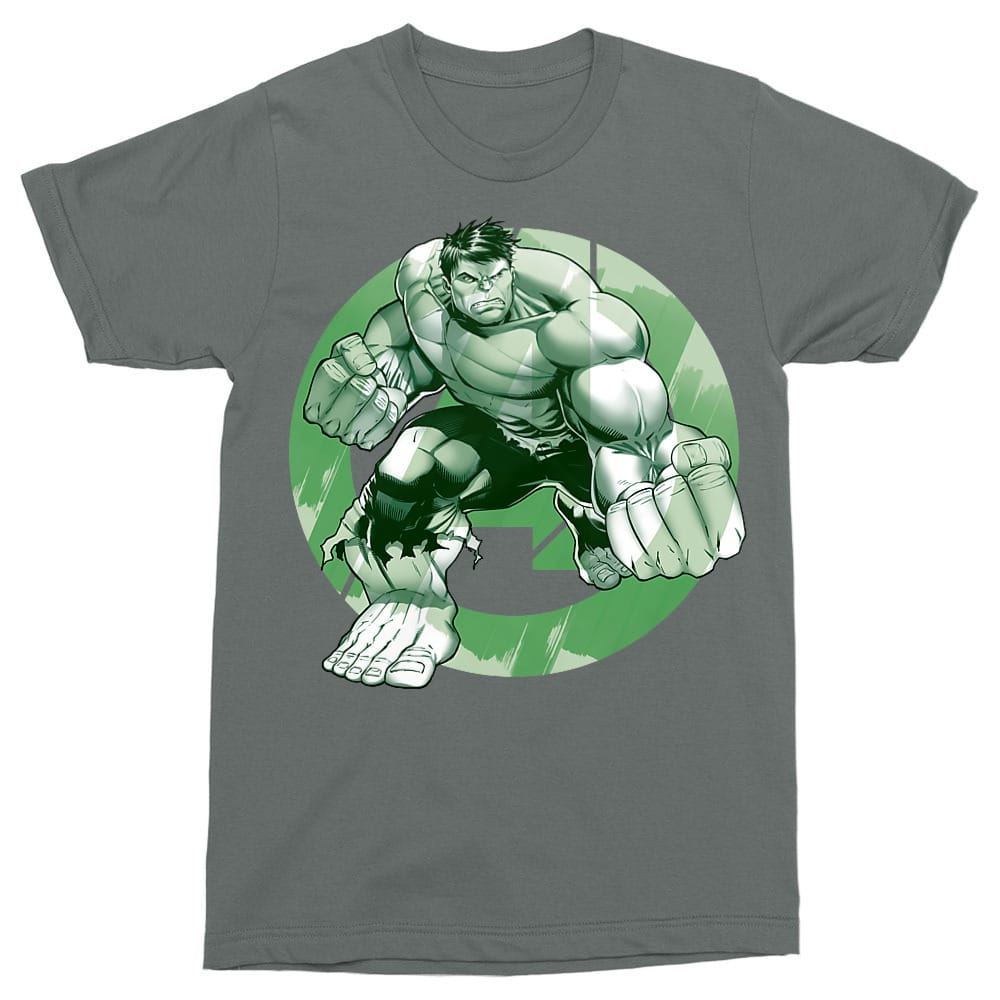 Hulk avengers logo Póló - Ha Hulk rajongó ezeket a pólókat tuti imádni fogod!