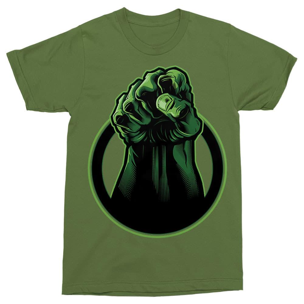 Hulk hand Póló - Ha Hulk rajongó ezeket a pólókat tuti imádni fogod!