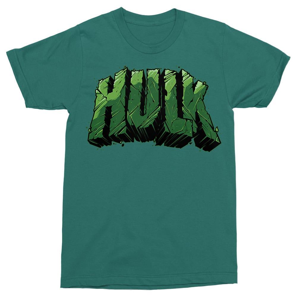 Hulk text Póló - Ha Hulk rajongó ezeket a pólókat tuti imádni fogod!