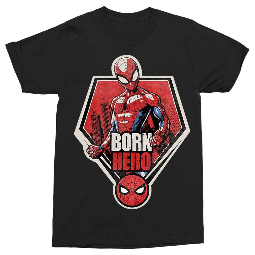 Born Hero Póló - Ha Spiderman rajongó ezeket a pólókat tuti imádni fogod!