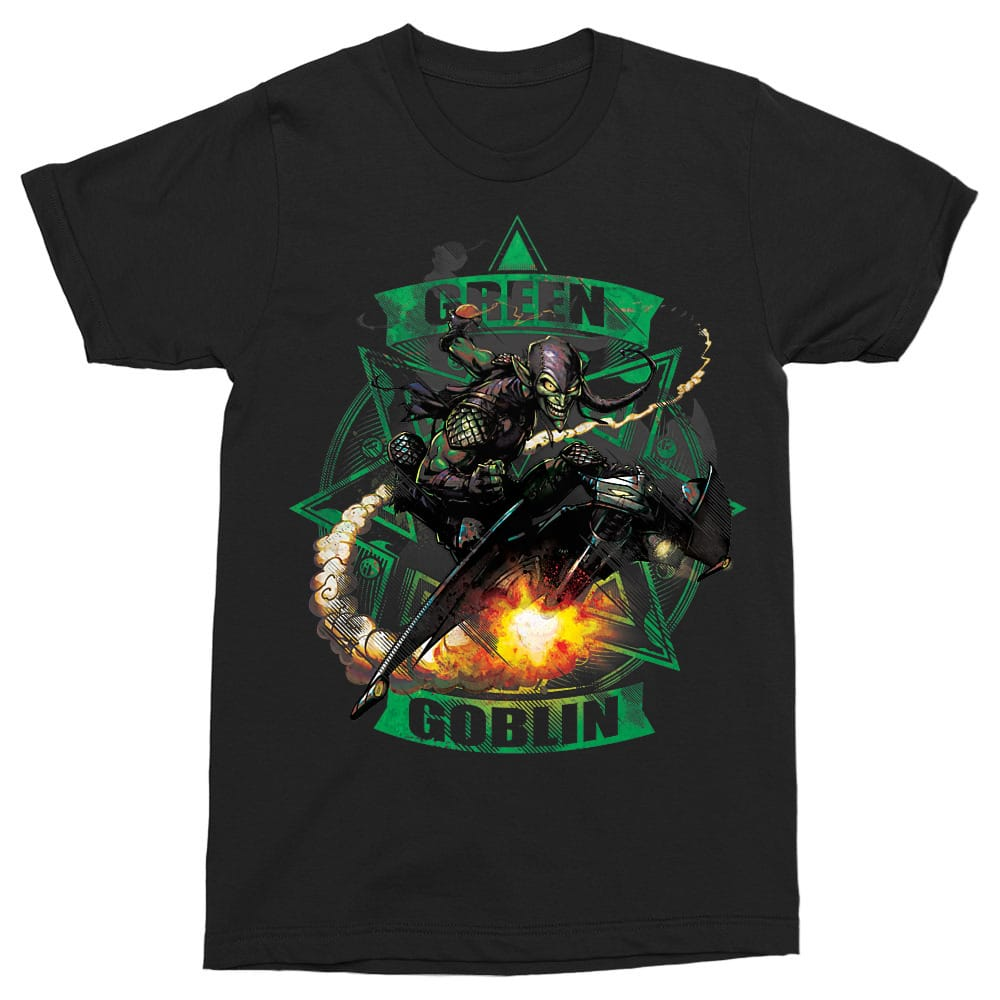 Green Goblin Póló - Ha Spiderman rajongó ezeket a pólókat tuti imádni fogod!