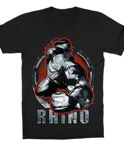 Rhino Póló - Ha Spiderman rajongó ezeket a pólókat tuti imádni fogod!