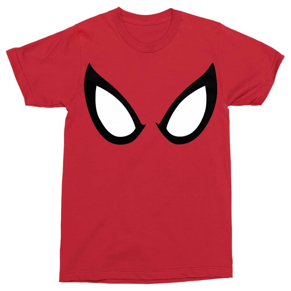Spider-Man eyes Póló - Ha Spiderman rajongó ezeket a pólókat tuti imádni fogod!