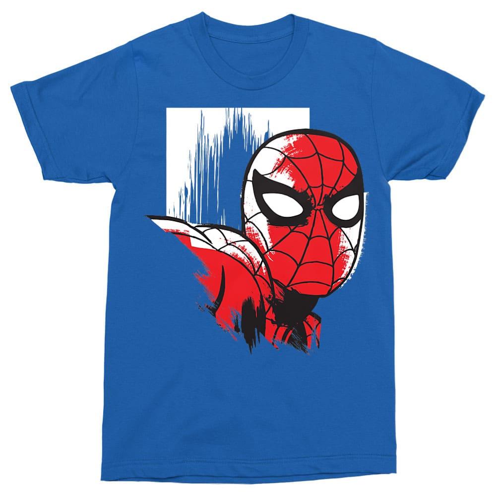 Spider-Man face Póló - Ha Spiderman rajongó ezeket a pólókat tuti imádni fogod!