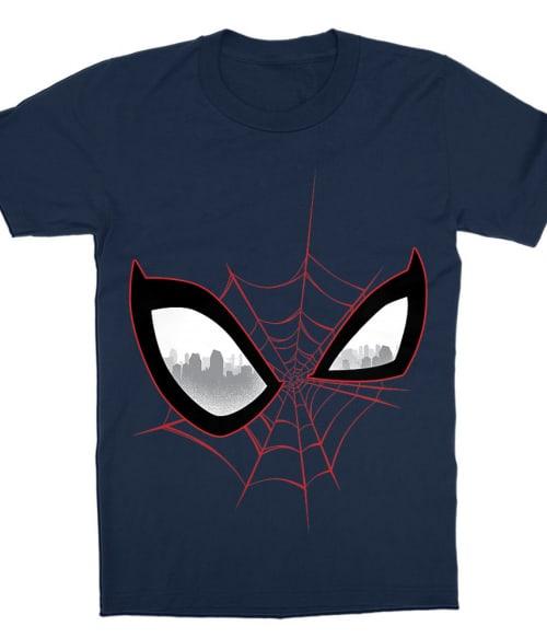 Spider-Man New York city Póló - Ha Spiderman rajongó ezeket a pólókat tuti imádni fogod!