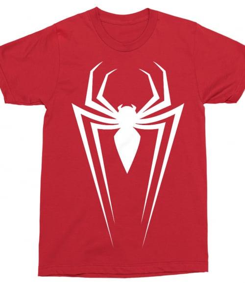 Spider logo 2 Póló - Ha Spiderman rajongó ezeket a pólókat tuti imádni fogod!
