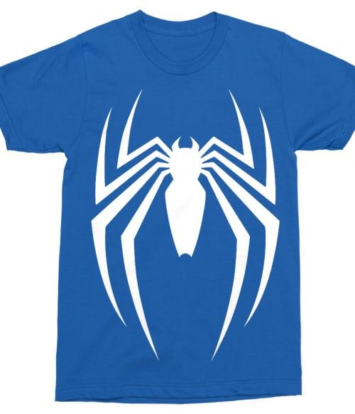 Spider logo 3 Póló - Ha Spiderman rajongó ezeket a pólókat tuti imádni fogod!