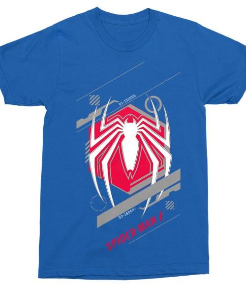 Spider tech Póló - Ha Spiderman rajongó ezeket a pólókat tuti imádni fogod!