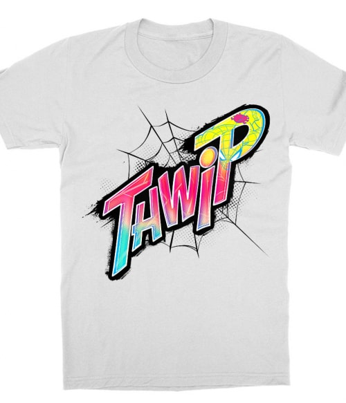 Thwip Póló - Ha Spiderman rajongó ezeket a pólókat tuti imádni fogod!