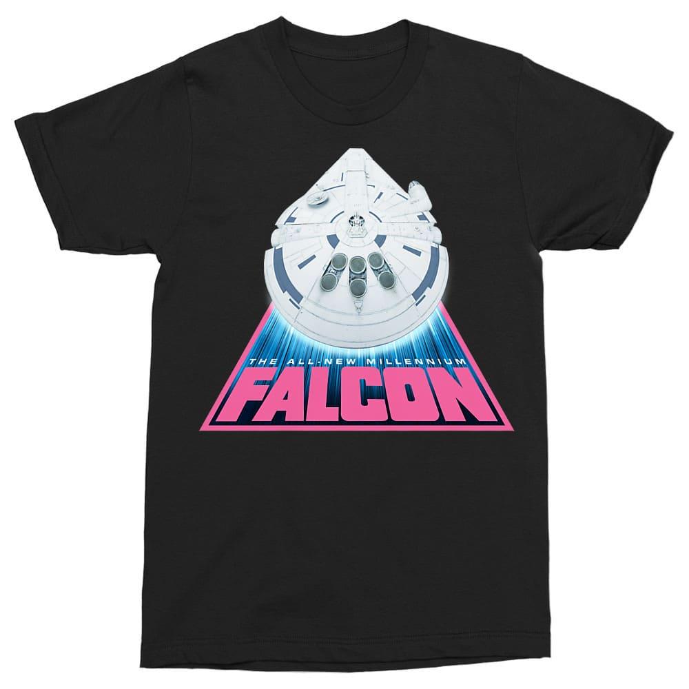 All new millenium falcon Póló - Ha Star Wars rajongó ezeket a pólókat tuti imádni fogod!