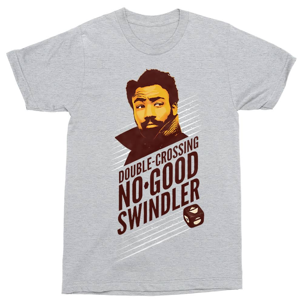 Double crossing Póló - Ha Star Wars rajongó ezeket a pólókat tuti imádni fogod!