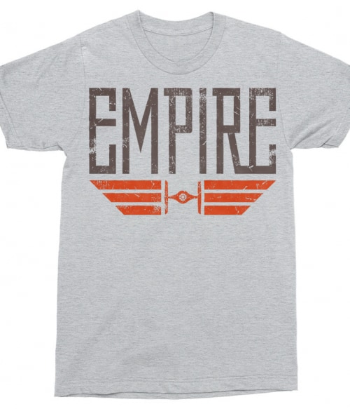 Empire logo Póló - Ha Star Wars rajongó ezeket a pólókat tuti imádni fogod!