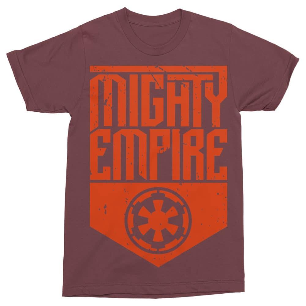 Mighty Empire Póló - Ha Star Wars rajongó ezeket a pólókat tuti imádni fogod!