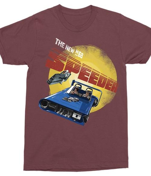 The new speeder Póló - Ha Star Wars rajongó ezeket a pólókat tuti imádni fogod!