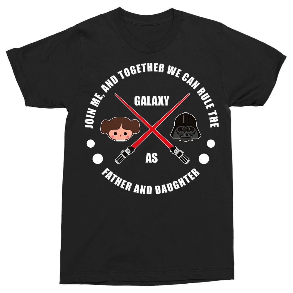 Rule the galaxy Póló - Ha Star Wars rajongó ezeket a pólókat tuti imádni fogod!