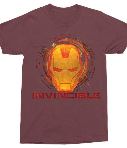 Invincible Póló - Ha Iron Man rajongó ezeket a pólókat tuti imádni fogod!