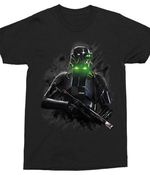 Deathtrooper Póló - Ha Star Wars rajongó ezeket a pólókat tuti imádni fogod!