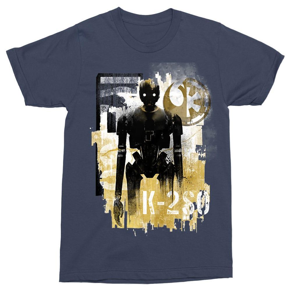 K-2S0 Póló - Ha Star Wars rajongó ezeket a pólókat tuti imádni fogod!