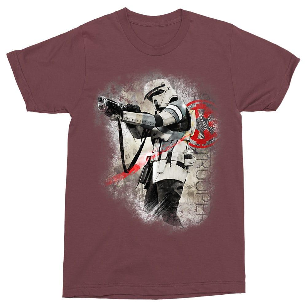 Shoretrooper Grunge Póló - Ha Star Wars rajongó ezeket a pólókat tuti imádni fogod!