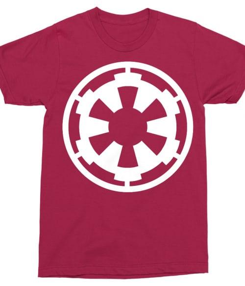 Imperial Logo Póló - Ha Star Wars rajongó ezeket a pólókat tuti imádni fogod!