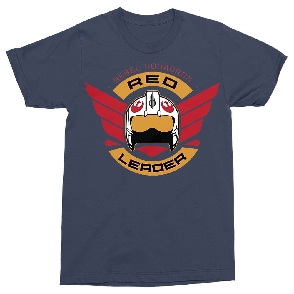 Red Leader Helmet Póló - Ha Star Wars rajongó ezeket a pólókat tuti imádni fogod!