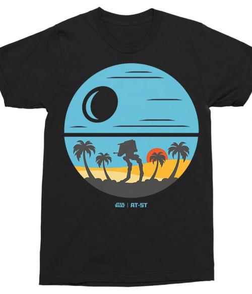 AT-ST Póló - Ha Star Wars rajongó ezeket a pólókat tuti imádni fogod!