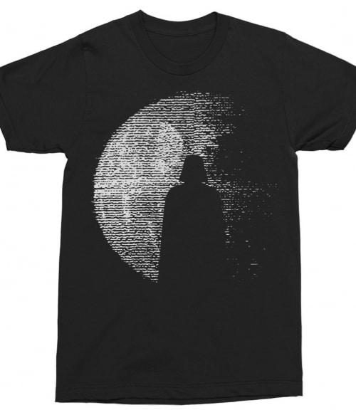 Vader Silhouette Póló - Ha Star Wars rajongó ezeket a pólókat tuti imádni fogod!