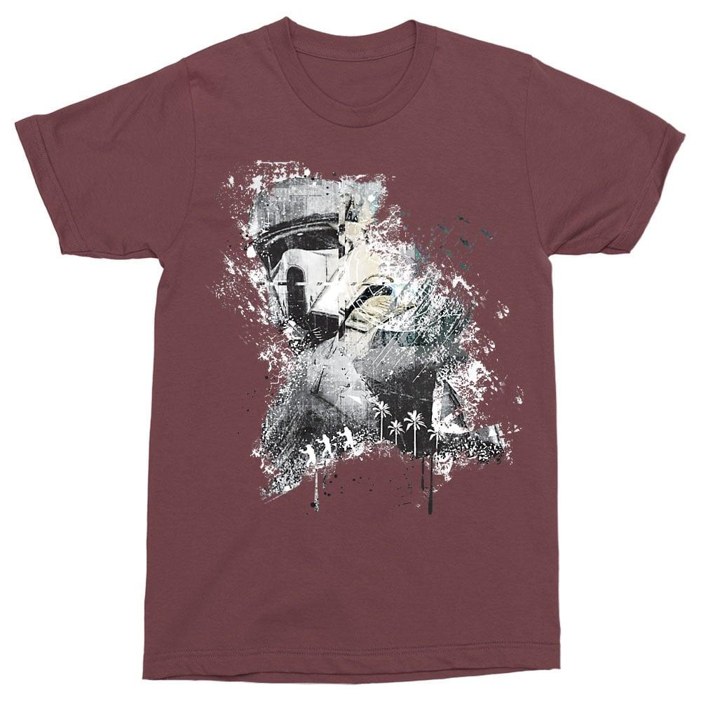 Shoretrooper Póló - Ha Star Wars rajongó ezeket a pólókat tuti imádni fogod!