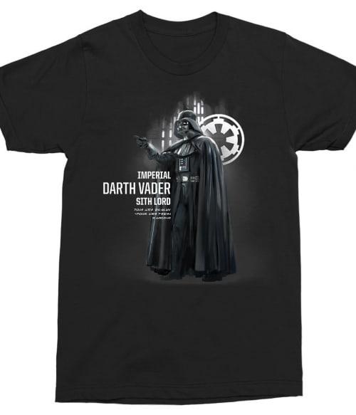 Imperial Sith Lord Póló - Ha Star Wars rajongó ezeket a pólókat tuti imádni fogod!