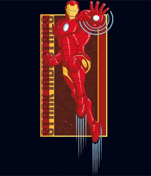 Stark Industries Póló - Ha Iron Man rajongó ezeket a pólókat tuti imádni fogod!