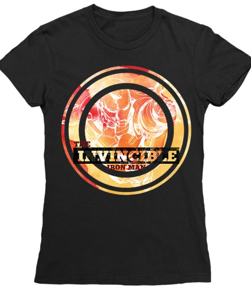 The invincible Póló - Ha Iron Man rajongó ezeket a pólókat tuti imádni fogod!