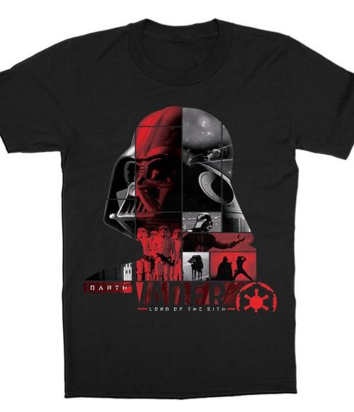 Lord of the Sith Póló - Ha Star Wars rajongó ezeket a pólókat tuti imádni fogod!