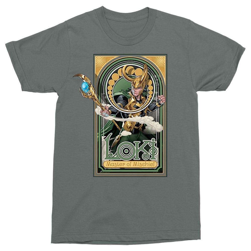 Master of Mischef Póló - Ha Thor rajongó ezeket a pólókat tuti imádni fogod!
