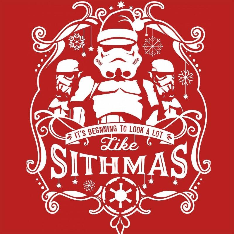 Sithmas Póló - Ha Star Wars rajongó ezeket a pólókat tuti imádni fogod!