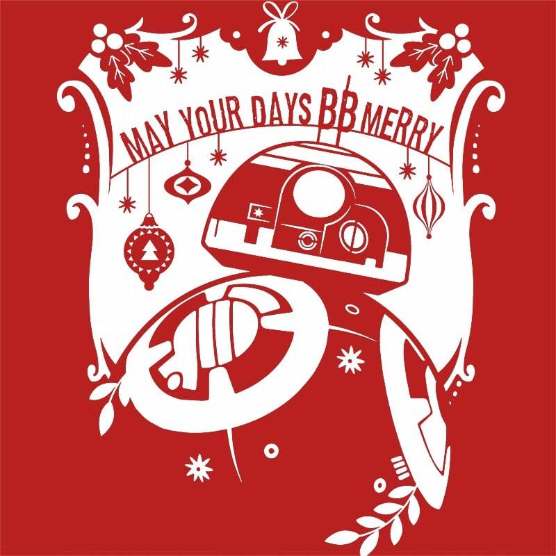 BB Merry Póló - Ha Star Wars rajongó ezeket a pólókat tuti imádni fogod!