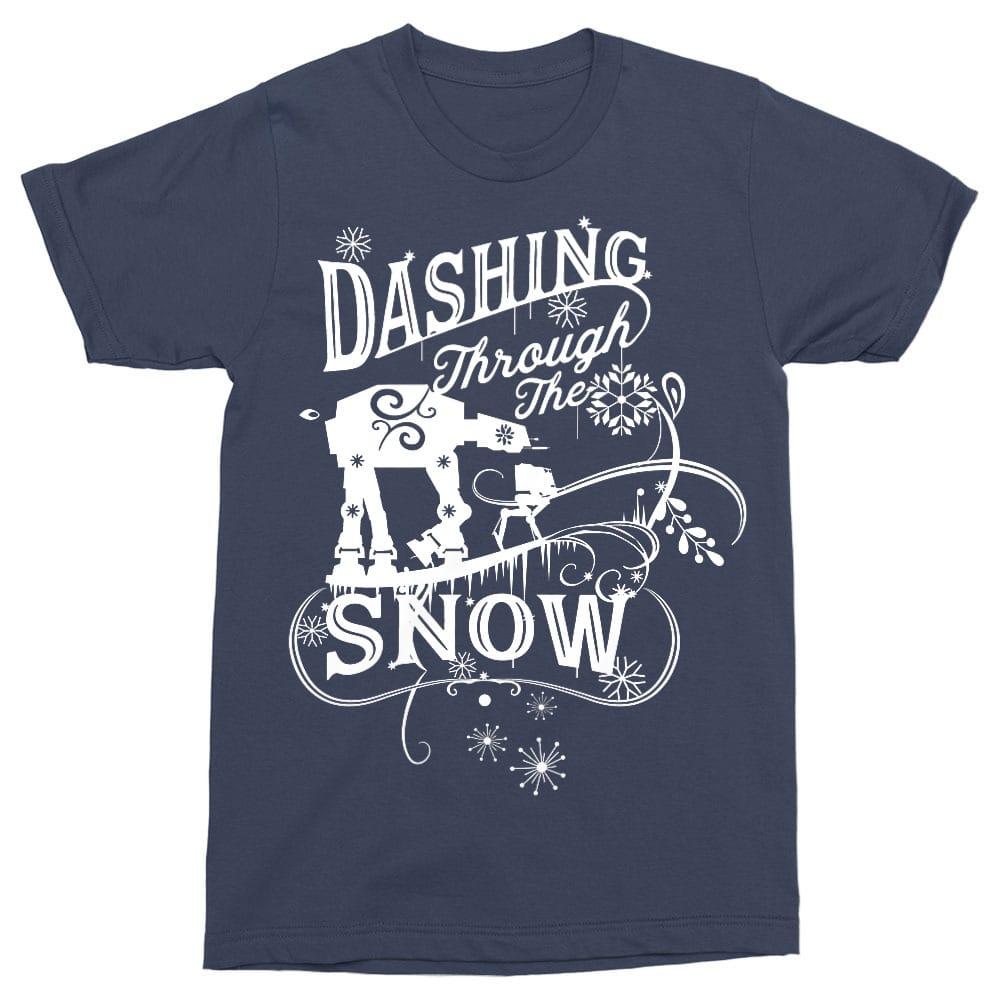 At-At dashing Póló - Ha Star Wars rajongó ezeket a pólókat tuti imádni fogod!