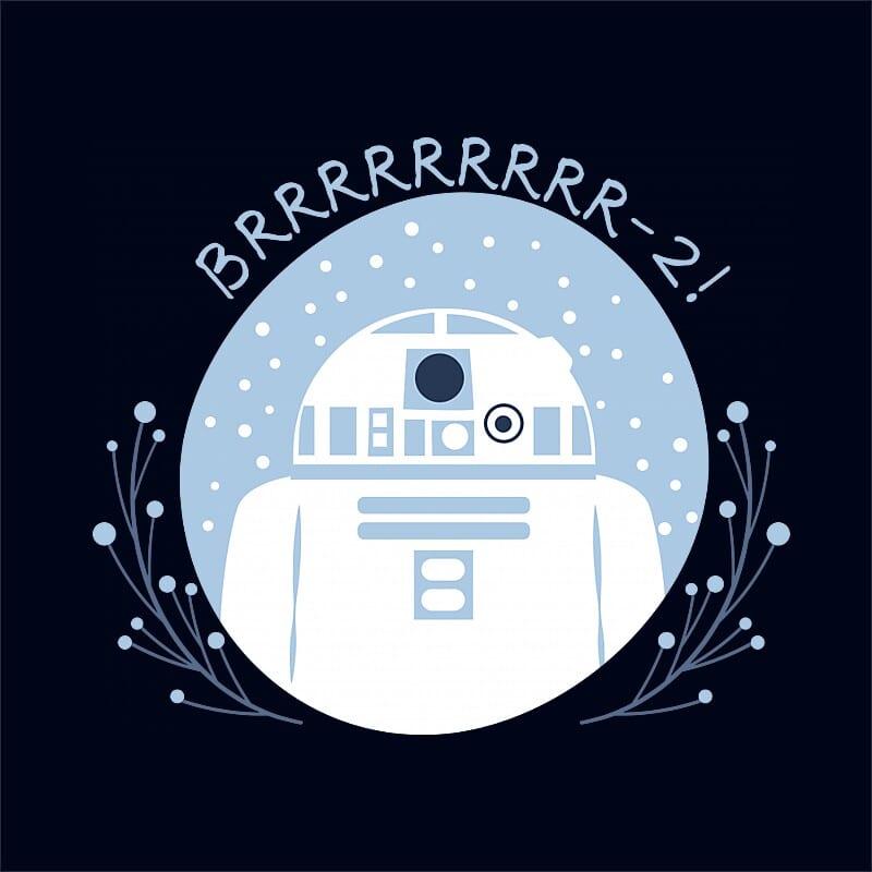 BRRR-2 Póló - Ha Star Wars rajongó ezeket a pólókat tuti imádni fogod!