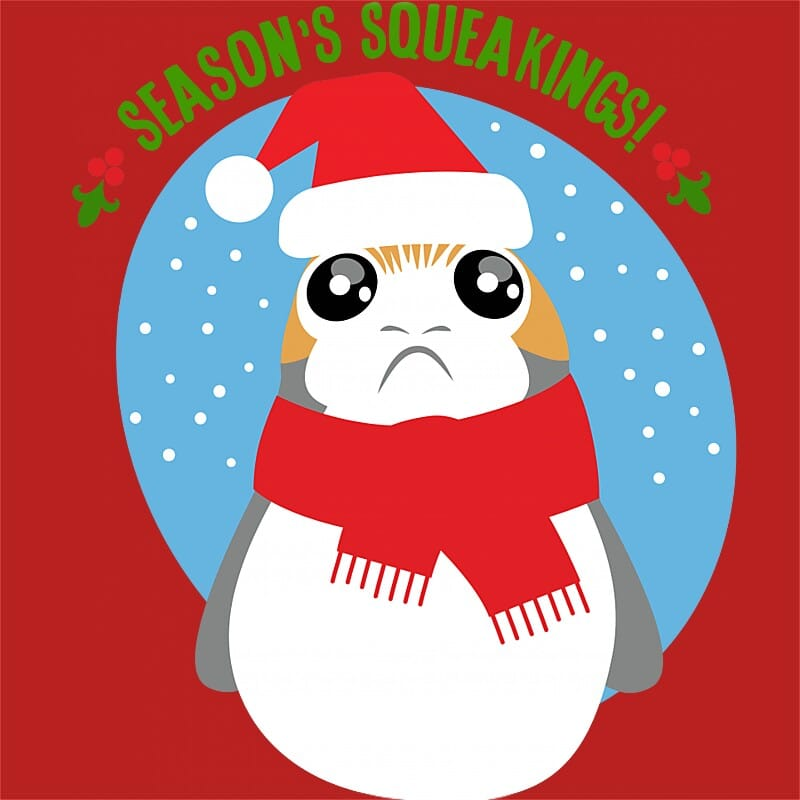 Seson's Squeakings Póló - Ha Star Wars rajongó ezeket a pólókat tuti imádni fogod!