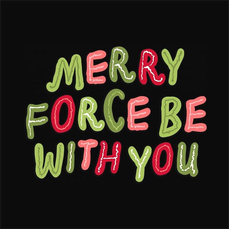 Merry force Póló - Ha Star Wars rajongó ezeket a pólókat tuti imádni fogod!