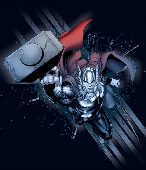 Thor comics Póló - Ha Thor rajongó ezeket a pólókat tuti imádni fogod!