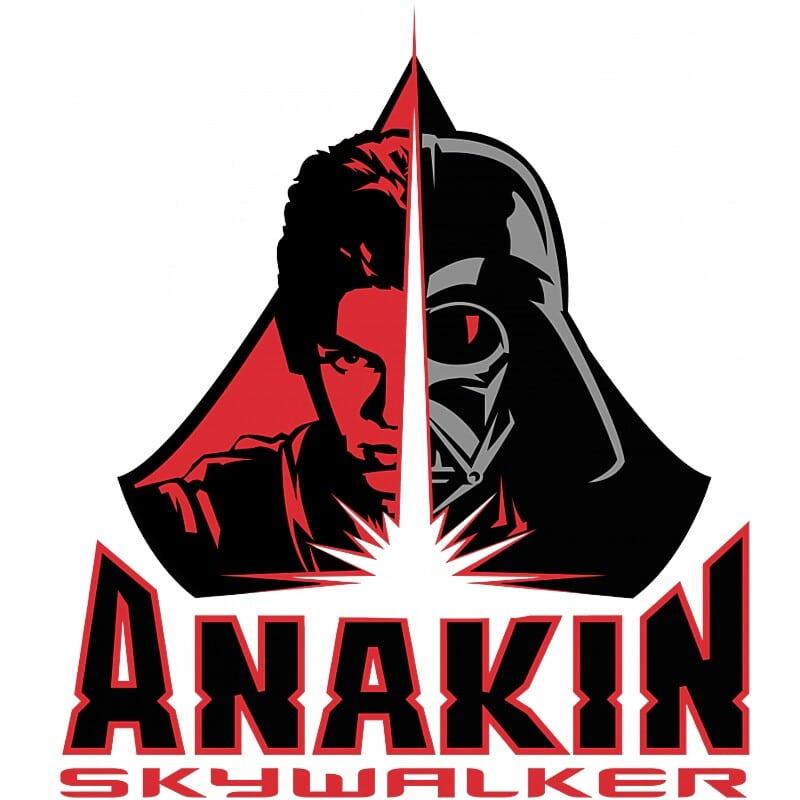 Anakin Skywalker Póló - Ha Star Wars rajongó ezeket a pólókat tuti imádni fogod!
