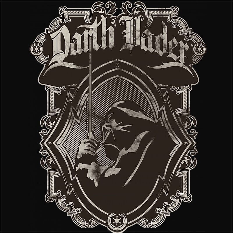 Darth Vader classic style Póló - Ha Star Wars rajongó ezeket a pólókat tuti imádni fogod!