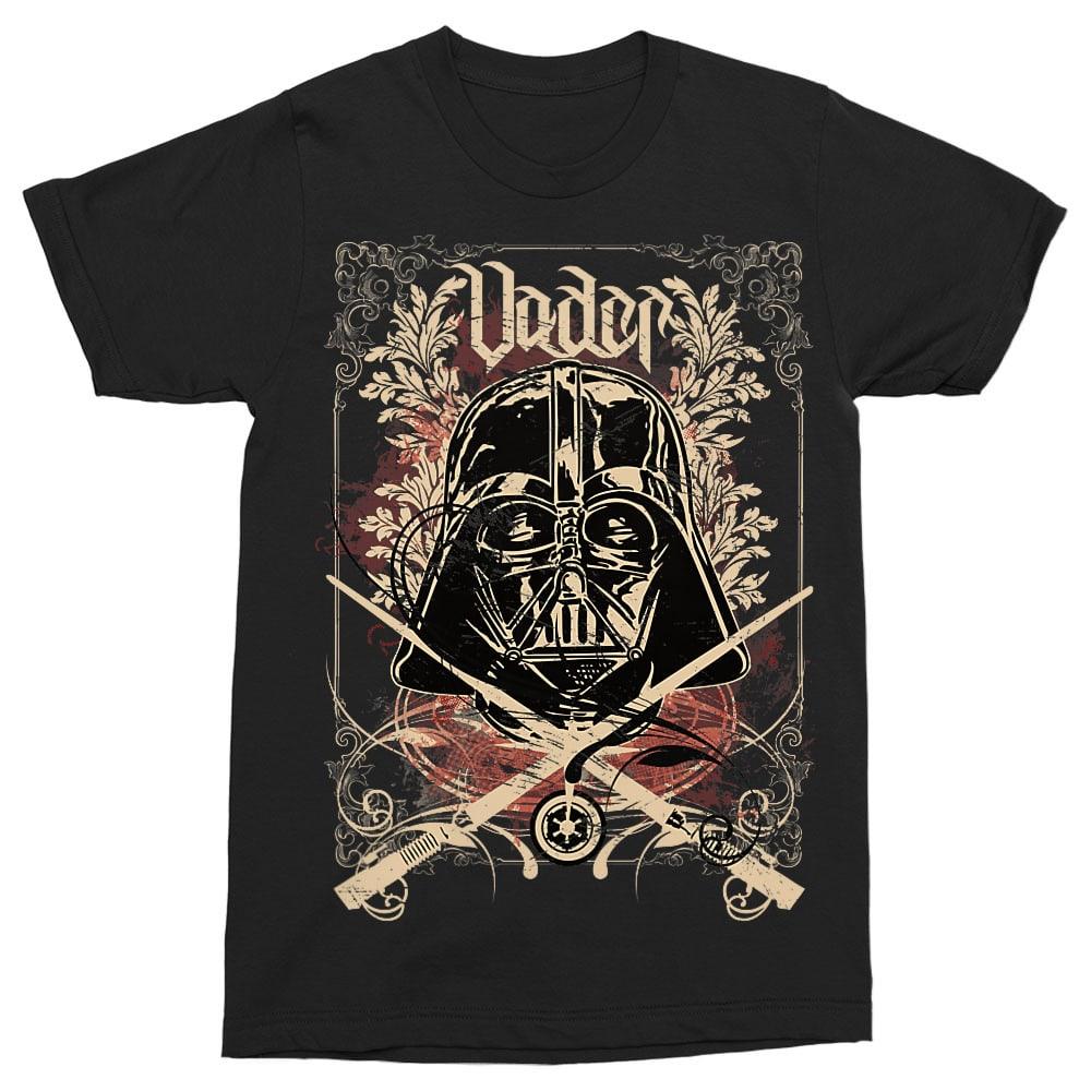 Vader baroque style Póló - Ha Star Wars rajongó ezeket a pólókat tuti imádni fogod!