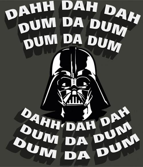 Vader soundtrack Póló - Ha Star Wars rajongó ezeket a pólókat tuti imádni fogod!