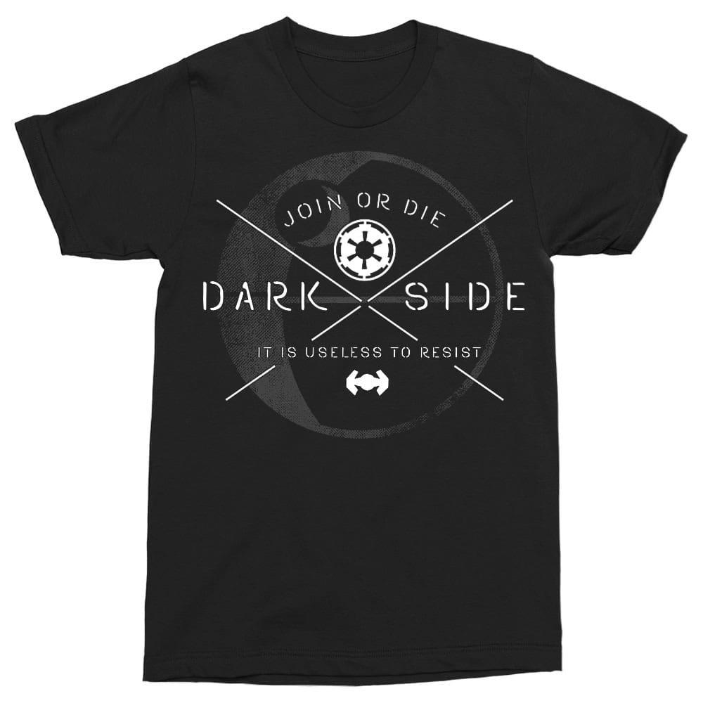 Join or die Póló - Ha Star Wars rajongó ezeket a pólókat tuti imádni fogod!