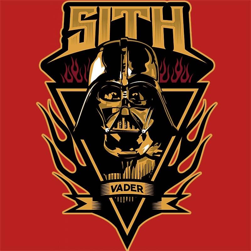 Sith badge Póló - Ha Star Wars rajongó ezeket a pólókat tuti imádni fogod!