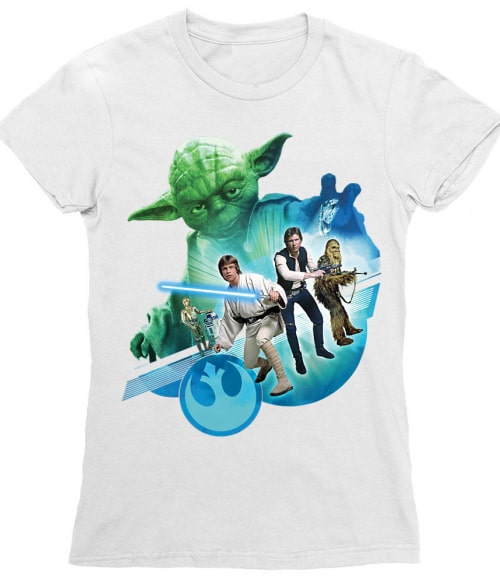 Team Light Side Póló - Ha Star Wars rajongó ezeket a pólókat tuti imádni fogod!